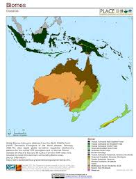 World Map Biomes by Oceania Biomes Global Biomes Data Were Obtained From Wwf U2026 Flickr