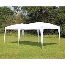 how many tables fit under a 10x20 tent amazon com palm springs 10 x 20 ez pop up white canopy new gazebo