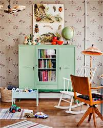 ebabee likes kids rooms decorating with mint green