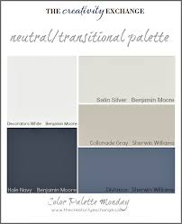 readers u0027 favorite paint colors color palette monday creativity