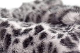 Fake Fur Throws Grey Leopard Faux Fur Throw Tielle Love Luxury Love Luxury