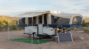 Awning For Tent Trailer Go Cheap Go Small Go Now And Learn With A Small Rv