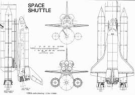 Free Blueprints Space Shuttle Blueprint Download Free Blueprint For 3d Modeling