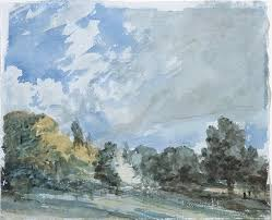 constable u0027s watercolor landscape paint watercolor create