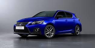 sporty lexus sedan updated lexus ct200h here by year u0027s end goauto