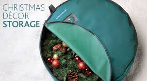 christmas ornament storage christmas decor storage improvements catalog