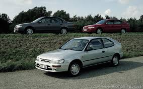 Toyota Corolla 1994 Modified Toyota Corolla Ceres 1 6 2000 Auto Images And Specification