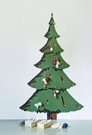 wall christmas tree last minute wall christmas tree designs offering space saving ideas