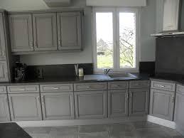cuisine et grise cuisine gris foncé patine grise gilles martel