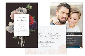 wedding announcements email online marriage announcements that wow greenvelope