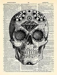 pictures sugar skull artist drawings gallery