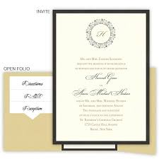 wedding pocket invitations 1 wedding invitations online at the american wedding