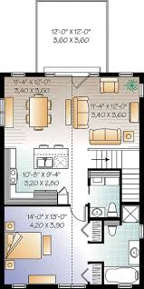 Garage Guest House Floor Plans 9 Best Floor Plans Mother In Law Apartment Images On