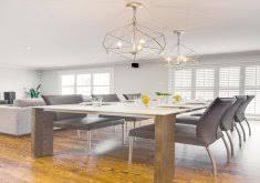 modern lighting dining room home design