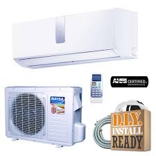 ramsond super efficiency 12 000 btu 1 ton inverter ductless mini