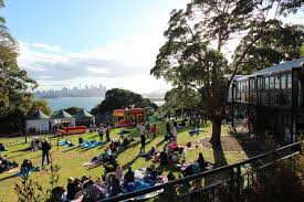 Taronga Zoo Christmas Party - taronga centre epicure