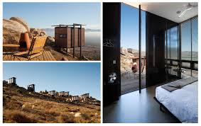 luxury eco retreat hotel endemico baja california impressive magazine