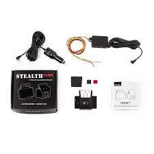 Einbauk He Kleine K He Itracker Stealthcam Ii Duale Autokamera Mit Full Hd Amazon De Kamera