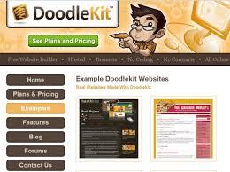 doodlekit login top 16 free website builder techclient