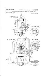 patent us2847895 combination bullet press and ammunition
