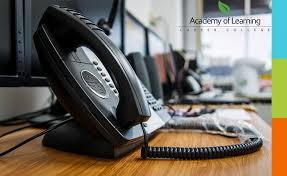 telephone communication skills academy of learning