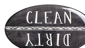 Dirty Clean Dishwasher Magnet Clean Dirty Dishwasher Magnet Amazon Youtube