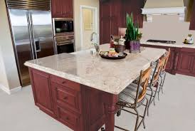 White Cabinets Granite Countertops by Best Granite Colors For Cherry Cabinets
