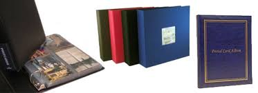 Wallet Photo Album Postcard Storage Boxes Albums And More