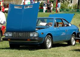 Lancia Beta Auction Results And Sales Data For 1975 Lancia Beta