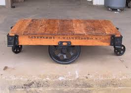 railroad cart coffee table 32 best railroad carts images on pinterest cart industrial inside