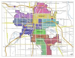 Lansing Michigan Map by Map And Schedule