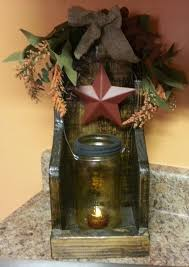 Country Candle Wall Sconces 31 Best Mason Jar Candle Holders Images On Pinterest Mason Jar