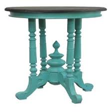 Blue Accent Table Accent Tables Coffee Sofa U0026 End Tables Living Room Weekends