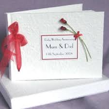 Wedding Album Prices Ruby Decorations For A 40th Wedding Anniversary Ruby Wedding