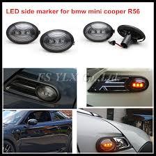 led mini marker lights fsylx led side marker lights for bmw mini cooper r56 led side turn