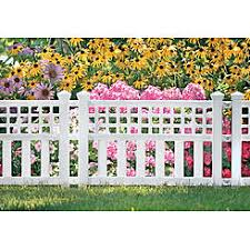 Decorative Garden Fencing Sears