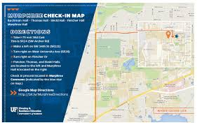 Uf Parking Map Move In Maps Uf Housing Wheregatorslive
