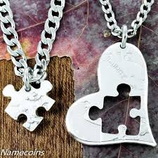puzzle heart pendant necklace images Puzzle piece necklaces namecoins jpeg