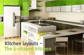 g shaped kitchen layout ideas clever storage the g shaped kitchen