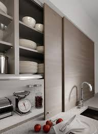 Above Cabinet Storage 15 Storage Ideas To Steal From High End Kitchen Systems Remodelista