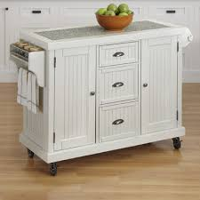 white kitchen island granite top buy nantucket kitchen island with granite top base finish white