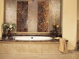 Mosaic Tiled Bathrooms Ideas Glass Tile Bathroom Ideas Home Ideas