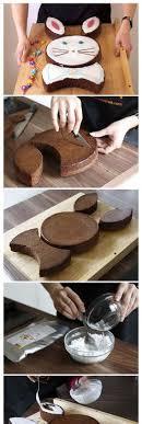 cuisine de a à z dessert gateau en forme de lapin patisserie cake and foods