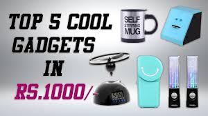 shopping guide 5 cool tech in rs 1000 budget shopping guide aliexpress