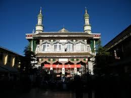 speedy si鑒e social the festival of fast breaking eid al fitr in the great mosque of