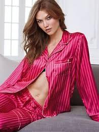 victorias secret the afterhours satin pajama s secret