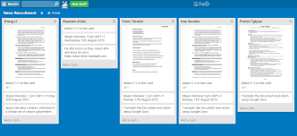 managing an international team with help from trello altushost