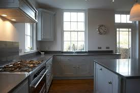 grey kitchen cupboards with black worktop ideas of grey kitchen cabinets for your home interior