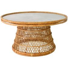 round rattan side table view gallery of round woven coffee tables showing 3 of 20 photos