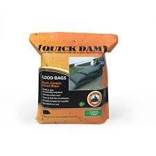 easy gardener 7 ft x 100 ft polypropylene deer barrier lg400171 quick dam 12 in x 24 in expanding barriers 6 pack qd1224 6